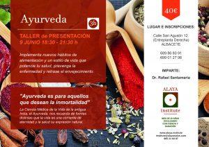 AYURVEDA. Taller de Presentación. Albacete @ Centro de Yoga San Agustin | Madrid | Comunidad de Madrid | España