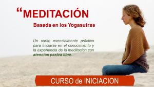 MEDITACIÓN YOGASUTRAS. Curso de Iniciación. Feb 2021 @ Alaya Institute